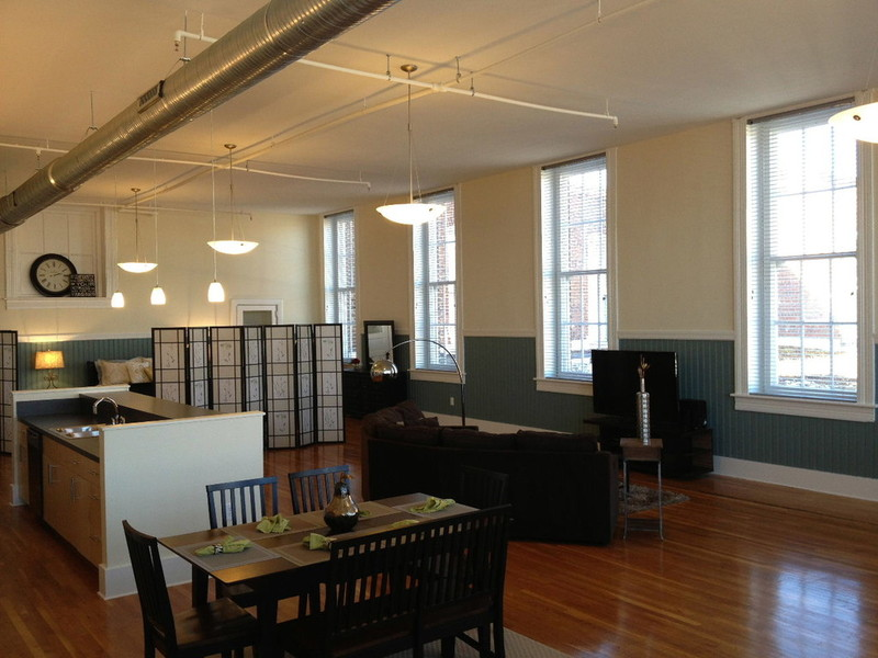 Odd Fellows Loft Apartments And Commercial Space